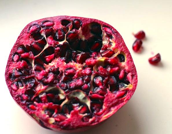 Antioksidanter i form av granateple