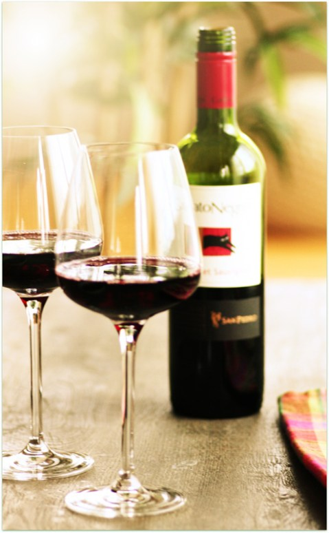 Chilensk-rødvin-Cabernet-Sauvignon-Gato-Negro
