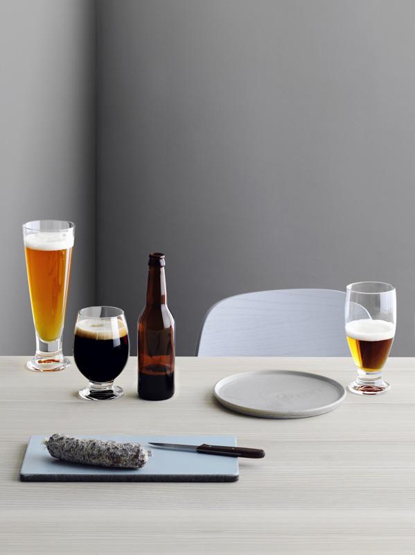 INTERIØRTIPS Nytt høsten 2015 - Holmegaard Humle ølglass