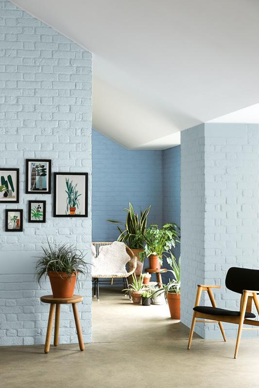 8 tips til den perfekte veggfargen ©FOTO Nordsjø