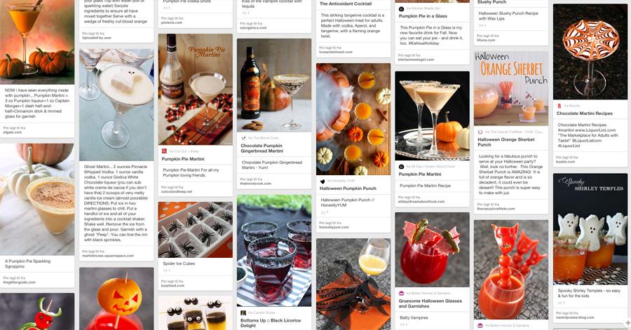 Halloween-drinker-på-Piterest
