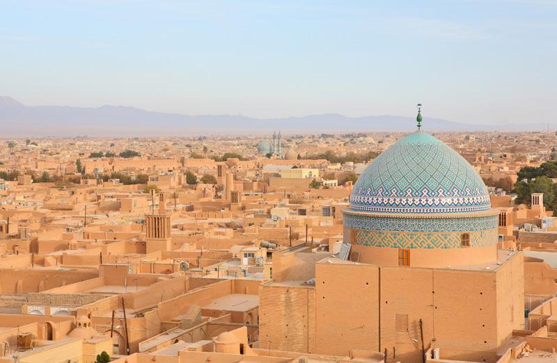 REISETIPS IRAN Yazd Foto Escape