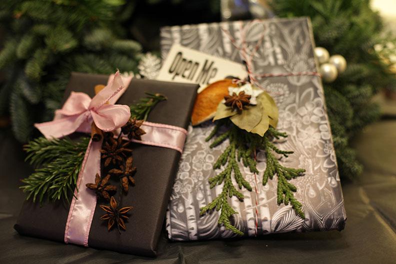 DIY Kreativ gaveinnpakking med krydder
