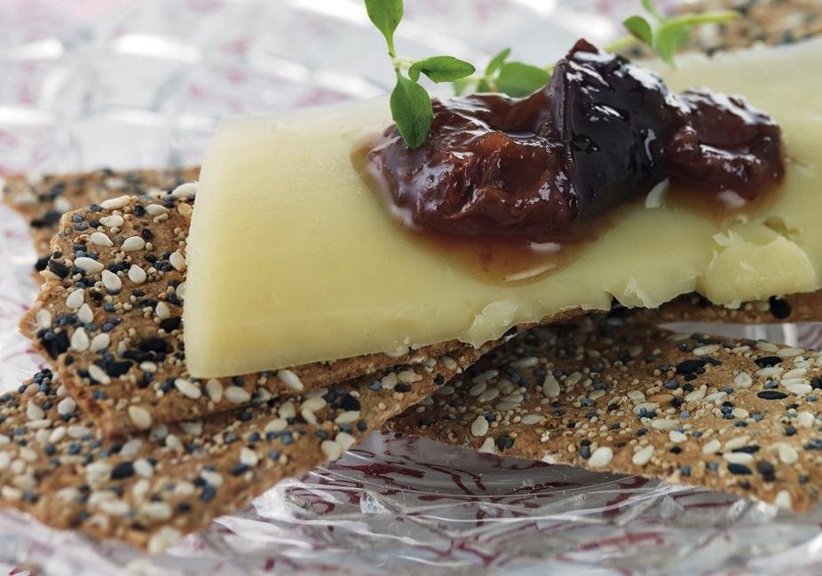 Gløggmarmelade med rødvin, svisker og gløggkrydder