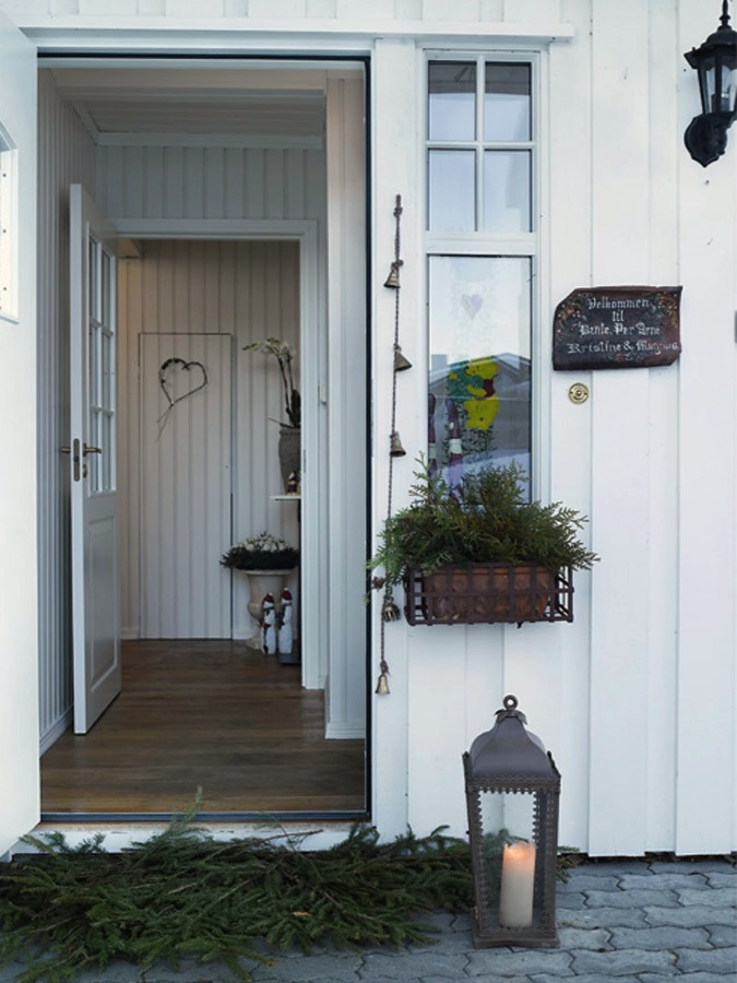 INTERIØRTIPS-Rustikk-og-romantisk-jul-hjemme-hos-Bente-ved-Mjøsa