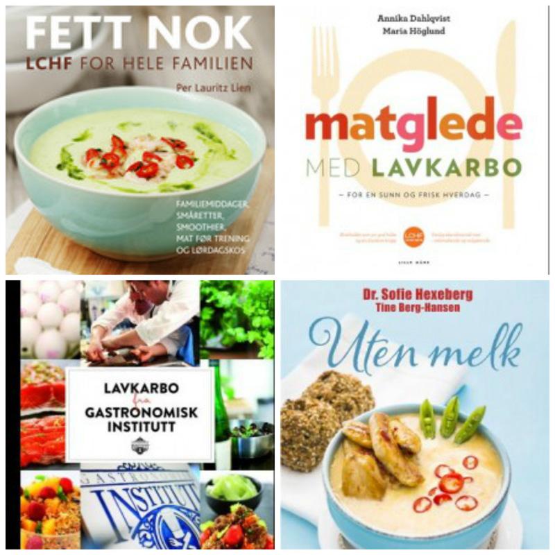 nye kokebøker 2016