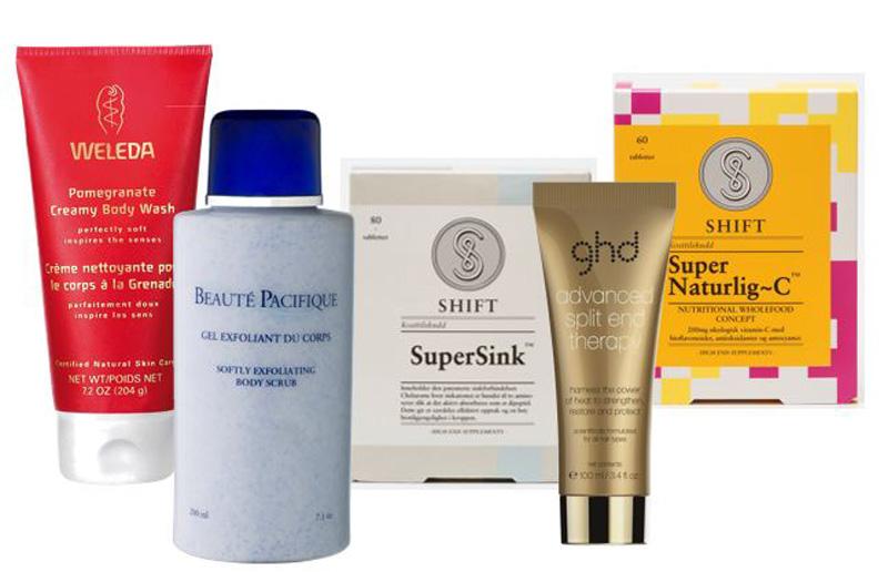 Detox og vårrengjøring av ansikt, hud og hår