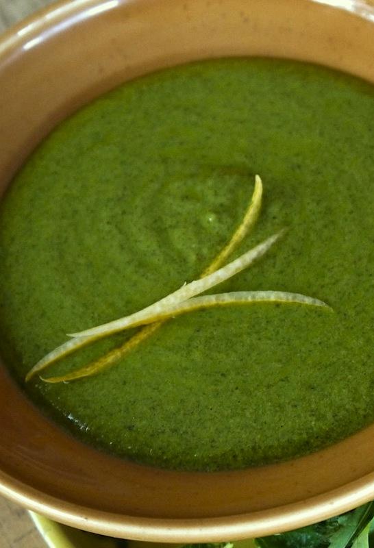 Oppskrifter på grønn pesto - brenneslepesto