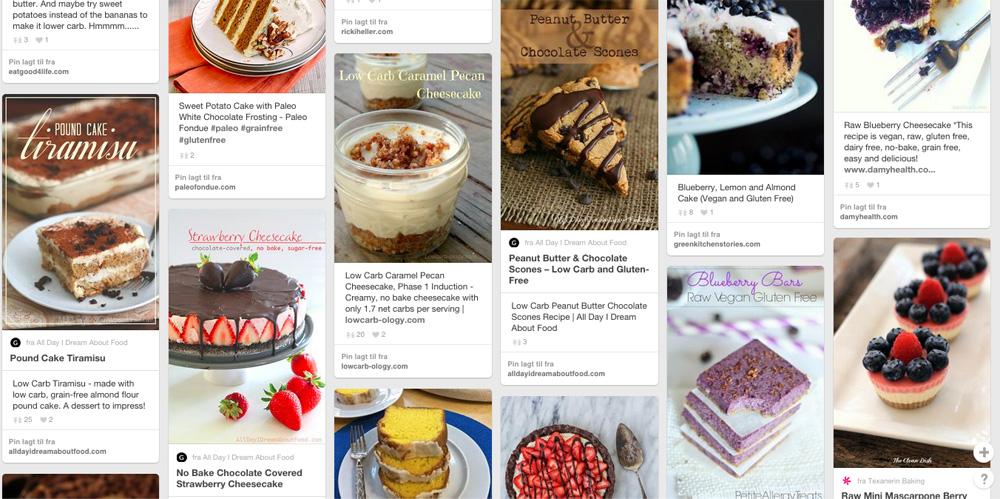 Sunne kaker og bakst - melkefrie, sukkerfrie, glutenfrie, Paleo, lavkarbo, LCHF