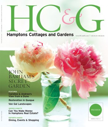 HC&G's very first cover, June 2002