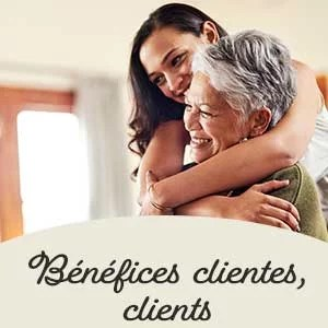 benefices clients