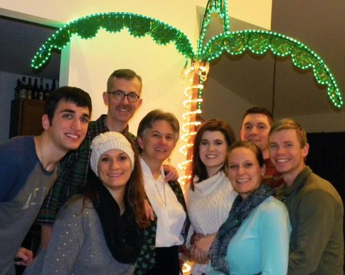 Bobby, Michelle, John, Marianne, Alyssa, Katherine, Thomas, and Aleks