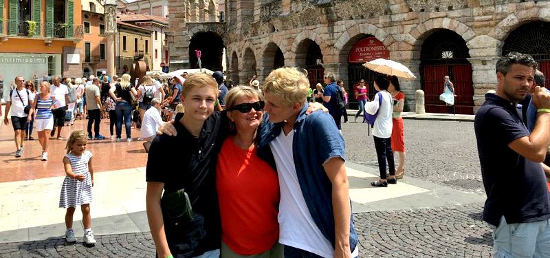 Min rejse som mor