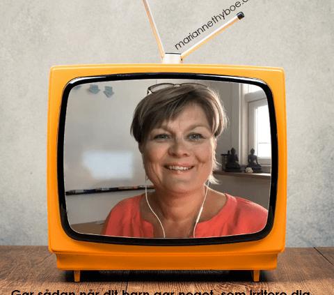 Marianne's_TV_gør dette hvis du er irriteret på dit barn