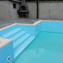 Costruzioni piscine Robbio