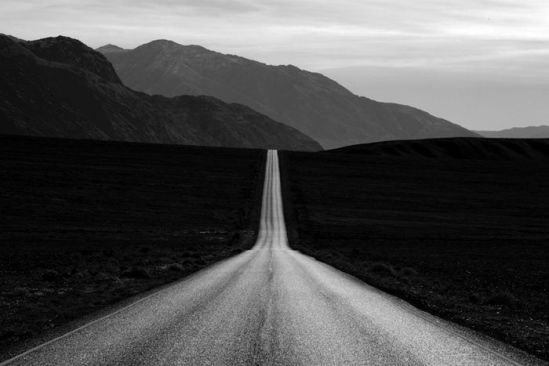 black-amp-white-highway-journey-photography-the-road-Favim.com-459348