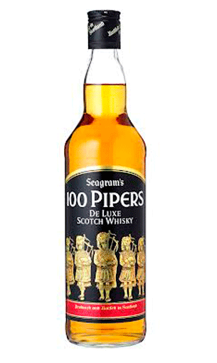 Comprar 100 Pipers litro (whisky escocés) - Mariano Madrueño