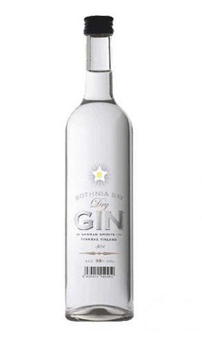 Comprar Bothnia Bay Dry Gin (ginebra de Finlandia) - Mariano Madrueño