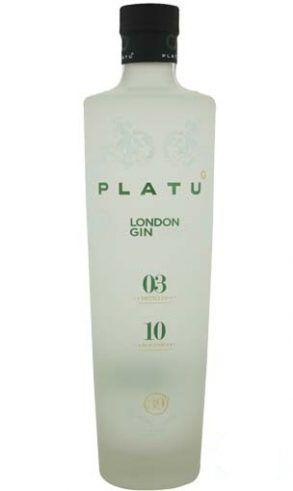 Comprar Platu gin (ginebra Premium) - Mariano Madrueño