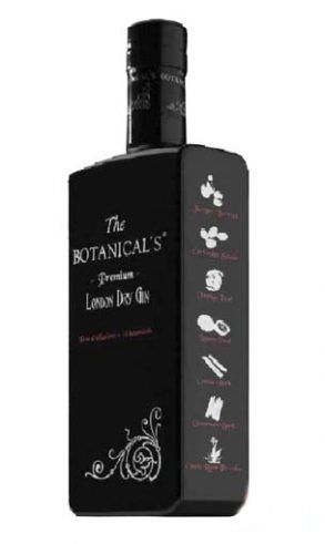 Comprar The Botanical's (ginebra premium London Dry) - M. Madrueño