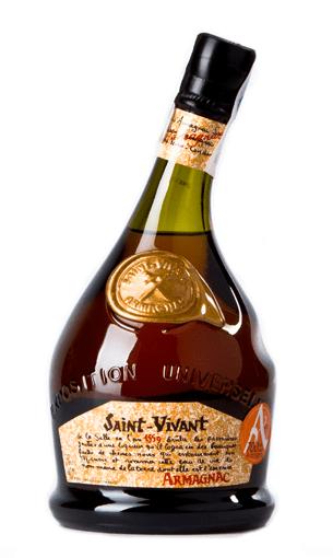 Comprar Armagnac Sain Vivant (coñac, Francia) - Mariano Madrueño