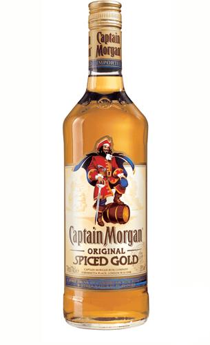 Captain Morgan Spiced Litro (ron jamaicano) - Mariano Madrueño