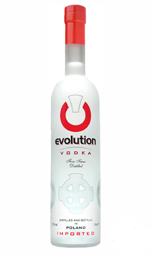 Comprar Evolution litro (vodka polaco) - Mariano Madrueño