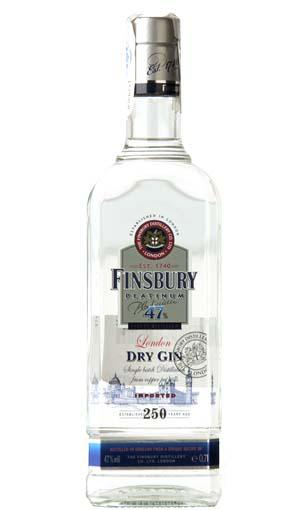 Comprar Finsbury Platinum (ginebra) - Mariano Madrueño
