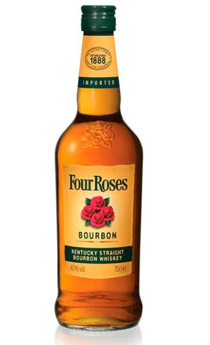 Comprar Four Roses 70 cl (bourbon) - Mariano Madrueño