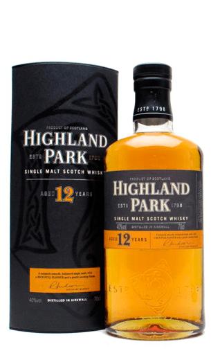 Comprar Highland Park 12 años (whisky) - Mariano Madrueño