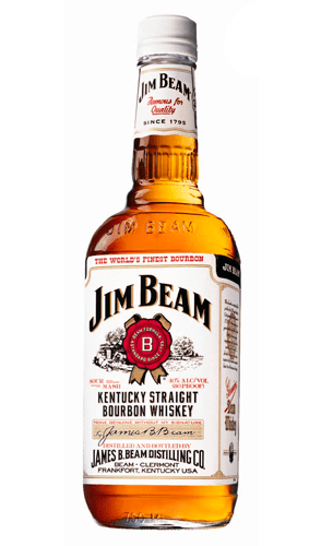 Jim Beam Litro (bourbon whisky de Kentucky) - Mariano Madrueño
