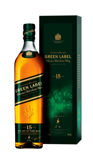 Comprar Johhnie Walker Green Label (whisky) - Mariano Madrueño