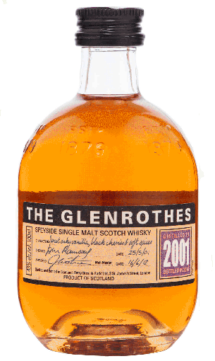 The Glenrothes 2001 (Speyside) - Mariano Madrueño
