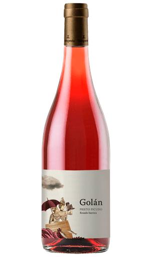Comprar Golan rosado vino tampesta