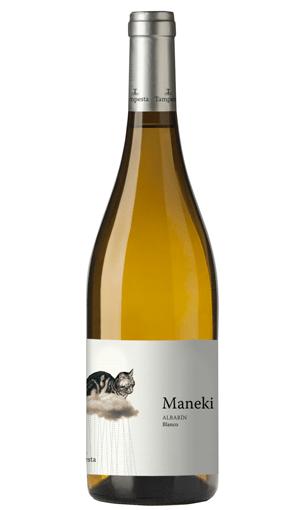 Comprar Maneki Albarín (vino blanco de León) - Mariano Madrueño