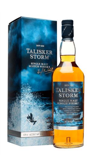 Comprar Talisker Storm (whisky de Malta) - M. Madrueño