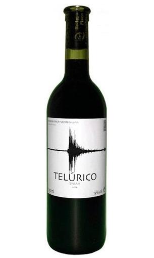 Telúrico (Vino de la Tierra de Castilla y León) - Mariano Madrueño