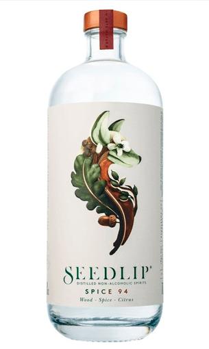 Seedlip Spice 94 (destilado sin alcohol) - Mariano Madrueño