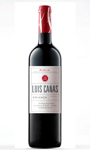 Luis Cañas Crianza - Comprar Vino Rioja