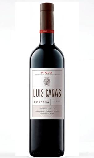 Luis Cañas Reserva (Rioja) - Comprar vinos reserva