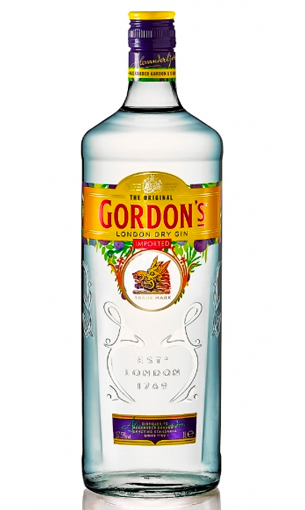 Gordon's London Dry Gin - Comprar ginebras online