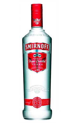 Smirnoff - Comprar vodka online