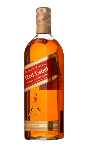 Johnnie Walker Red Label - Comprar whisky