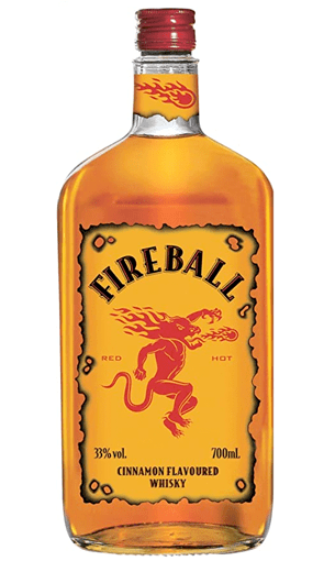 Fireball - Comprar whisky online canadiense