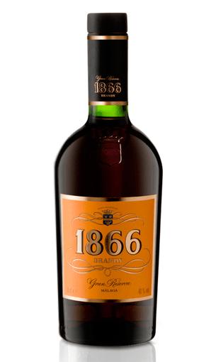 Comprar Larios 1866 Brandy Gran Reserva - Mariano Madrueño
