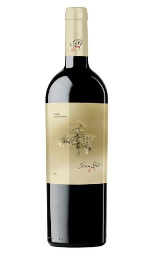 Juan Gil Amarillo - Comprar vino tinto 4 meses barrica