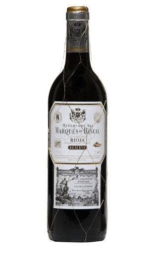 Marqués de Riscal Reserva - Comprar Rioja