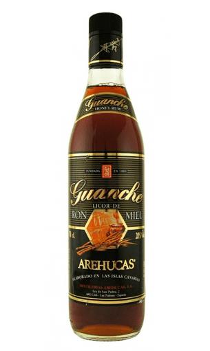 Arehucas Miel Guanche (ron de Canarias) - Mariano Madrueño