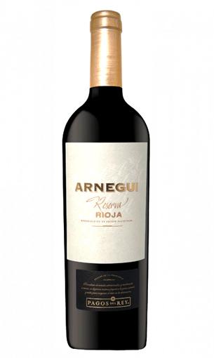 Arnegui Reserva - Comprar vino tinto Rioja