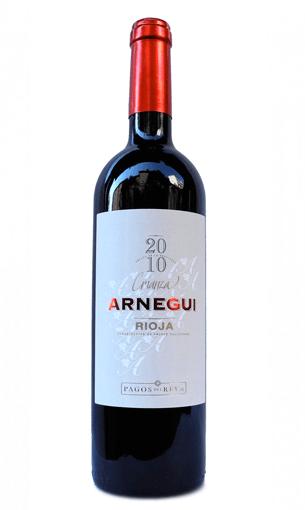 Arnegui Crianza - Comprar vino Rioja